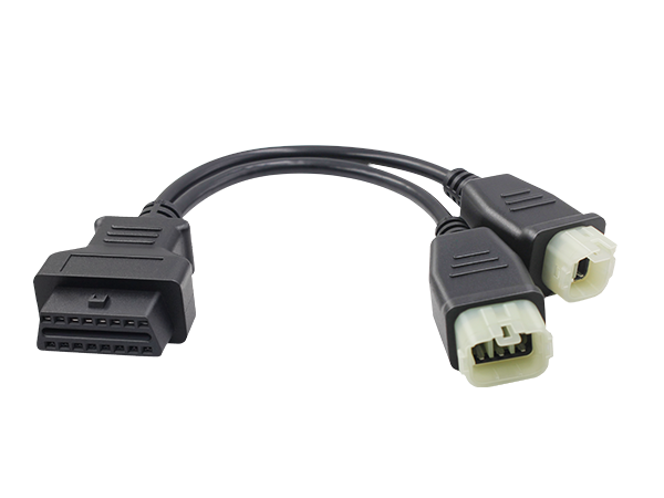BAJAJ-KAWASAKI 4-6pin-cable